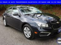12,742 MILES***Cruze Limited LS, Automatic