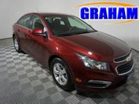 Chevrolet Certified Pre-Owned Details: * Roadside