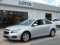 You will love this 2016 Chevrolet Cruze Limited Sedan