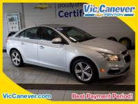 New Price! CARFAX One-Owner. Clean CARFAX. 2LT