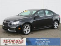 Recent Arrival! Rear Camera, Cruze Limited 2LT, Front