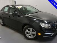 New Price! Cruze Limited 1LT, 4D Sedan, ECOTEC 1.4L I4