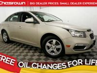 New Price! Cruze Limited 1LT 1LT, 6-Speed Automatic