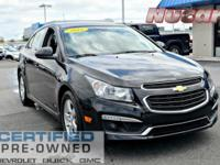 New Price! This 2016 Chevrolet Cruze Limited 1LT in