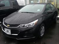 2016 Chevrolet Cruze LS Odometer is 11926 miles below