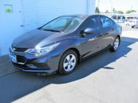 CARFAX 1-Owner, Very Nice, LOW MILES - 17,558! LS trim.