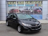2016 Chevrolet Cruze LS FWD 6-Speed Automatic 1.4L