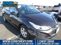 Check out this 2016 Chevrolet Cruze LS. Its Automatic