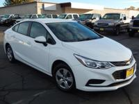 Options:  2016 Chevrolet Cruze Ls Manual|We Offer