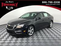 Recent Arrival! 2016 Chevrolet Cruze Limited 2LT CARFAX