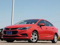 2016 Chevrolet Cruze Red Hot 6-Speed Automatic Cruze