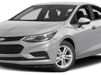 Chevrolet Cruze 2016 LT CARFAX One-Owner. Clean CARFAX.