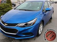 CARFAX One-Owner. Clean CARFAX. 2016 Chevrolet Cruze LT