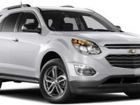 2016 Chevrolet Equinox LS, Color: Summit White,