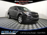 2016 Chevrolet Equinox AWD* MSRP was $28,190* FREE GM