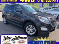 This 2016 Chevrolet Equinox LT is proudly offered by