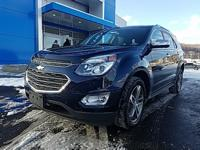 2016 Chevrolet Equinox LTZ AWD 6-Speed Automatic with