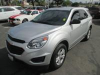 GM CERTIFIED!! 2016 CHEVROLET EQUINOX. Here is a super