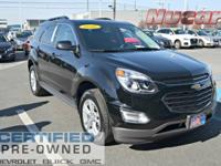New Price! This 2016 Chevrolet Equinox LT in Black