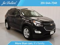 Recent Arrival! 2016 Chevrolet Equinox LT Odometer is