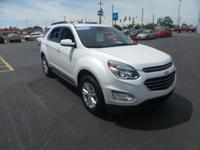 This 2016 Chevy Equinox truly is a well taken care of