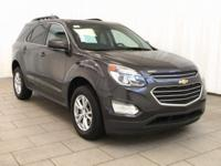 Tungsten Metallic 2016 Chevrolet Equinox CARFAX