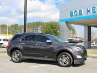 The used 2016 Chevrolet Equinox in Guntersville, AL has