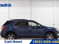 CARFAX One-Owner. Clean CARFAX. 2016 Chevrolet Equinox