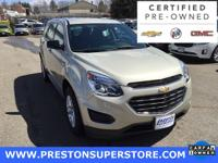 *Gm certified! Enjoy chevrolet's 6 year 100,000 mile