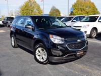 2016 Chevrolet Equinox FWD 6-Speed Automatic with