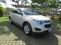 Champagne Silver Metallic 2016 Chevrolet Equinox LS FWD