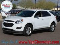 Clean CARFAX. CARFAX One-Owner.  2016 Chevrolet Equinox