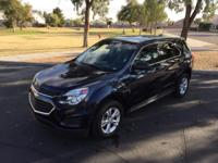 2016 Chevrolet Equinox LS 32/22 Highway/City MPG We