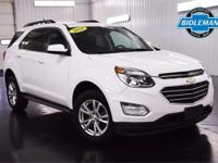 Options:  Pre-Owned 2016 Chevrolet Equinox Lt|Summit