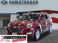 2016+Chevrolet+Equinox+LT+in+Maroon+for+sale+at+Christe