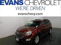 GM Certified! LT Package! Four Cylinder Engine! All