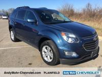 New Price!  Chevrolet Equinox  Clean CARFAX. CARFAX