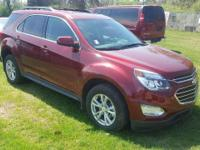 2016 Chevrolet Equinox LT. Serving the Greencastle,