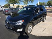 Treat yourself to this 2016 Chevrolet Equinox LT, which