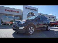 This 2016 Chevrolet Equinox LT is a great option for