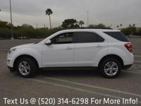 Options:  2016 Chevrolet Equinox Fwd 4Dr Lt|4 Cylinder