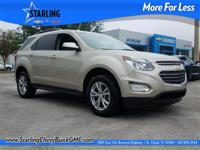 Recent Arrival! New Price! This 2016 Chevrolet Equinox