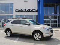EPA 32 MPG Hwy/22 MPG City! LT trim. CARFAX 1-Owner,