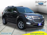 This 2016 Chevrolet Equinox LT boasts features like a
