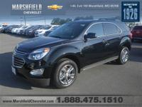 This 2016 Chevrolet Equinox is GM Certified with 1.9%