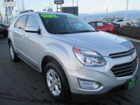 Options:  2016 Chevrolet Equinox Lt|Lt|Fwd 4Dr Lt|2.4L