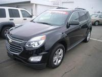 Check out this gently-used 2016 Chevrolet Equinox we