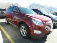 Scores 32 Highway MPG and 22 City MPG! This Chevrolet