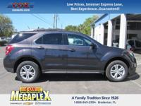 This 2016 Chevrolet Equinox LT in Grey is well equipped