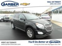 Come in and check out this 2016 Chevrolet Equinox!!